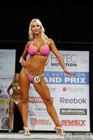 Simona Vicherková na HiTech Nutrition GP Čelákovice